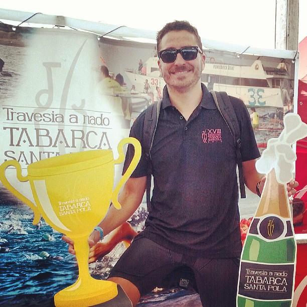 Travesia Tabarca Santa Pola 2013