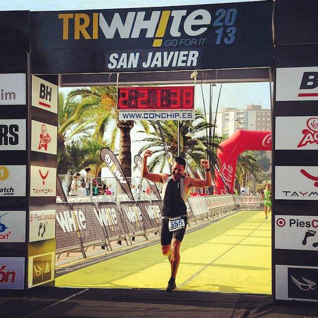 Triatlon San Javier 2013