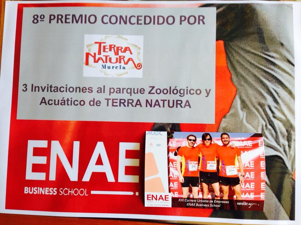 Carrera ENAE - Lunia 2014 1