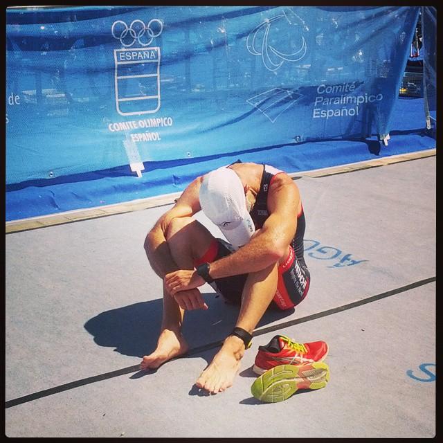 Triluarca Campeonato España Triatlon 2014
