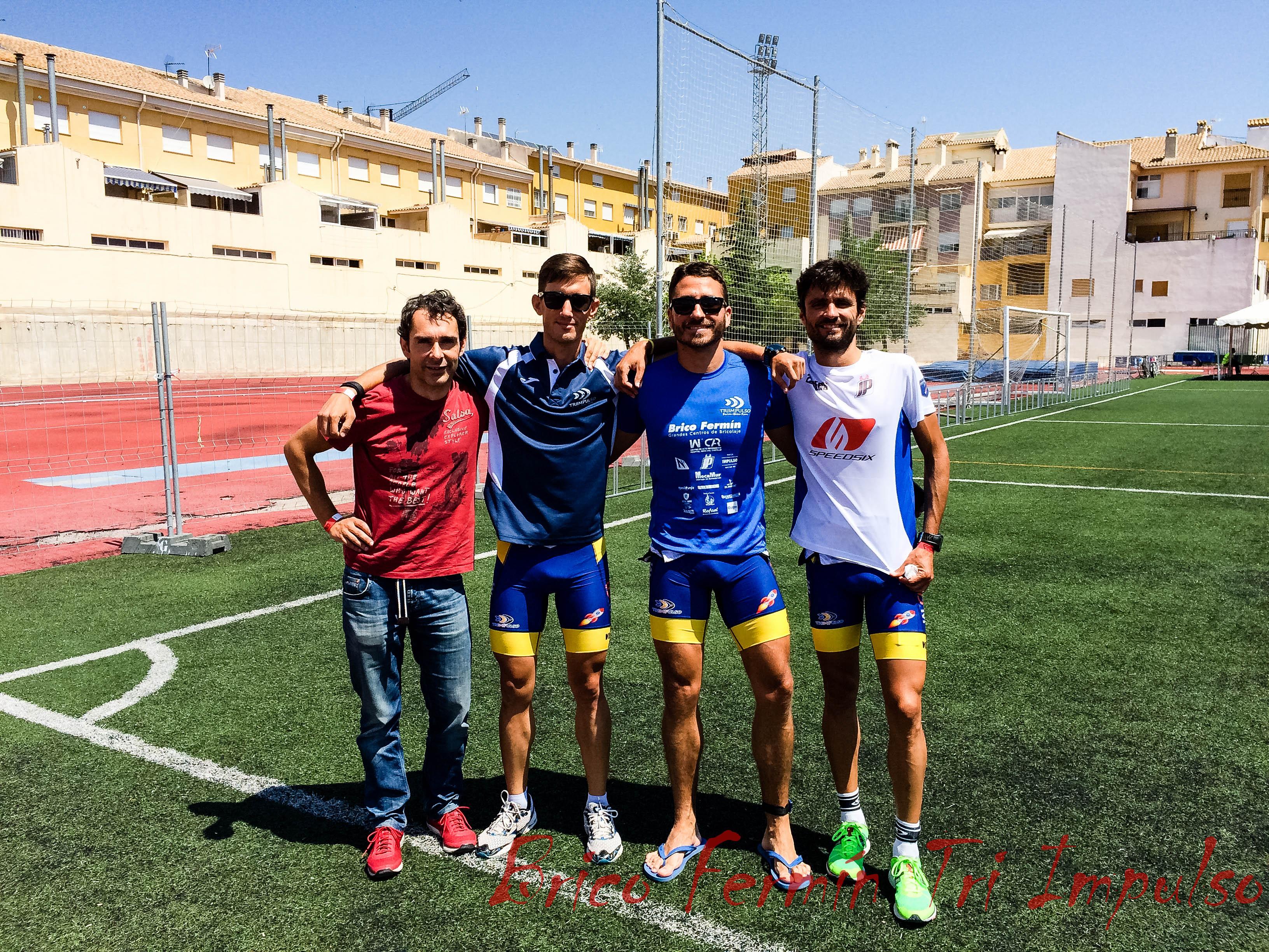 Half Ironman Almudayna 2015