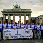 Maratón de Berlín 2015