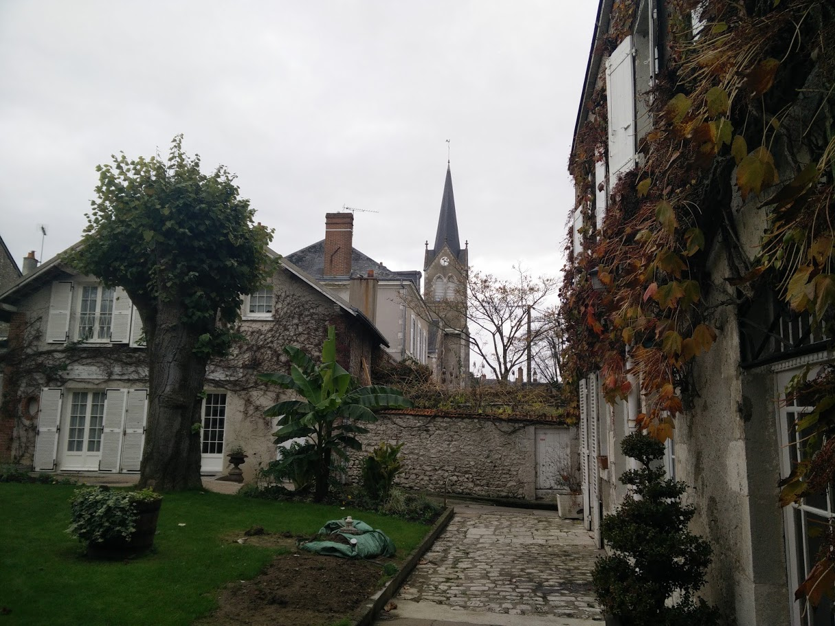 Nacho Tomás - #just2challenge - París - Beaugency
