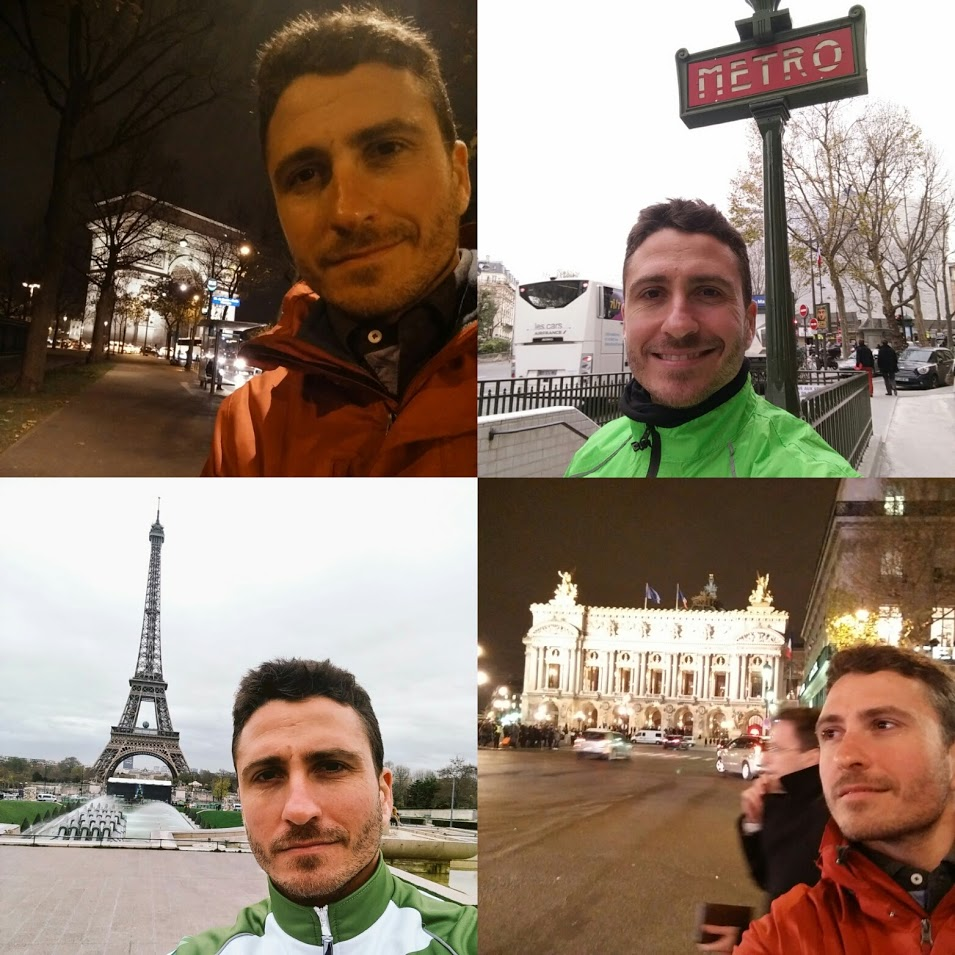Nacho Tomás - #just2challenge - París - De turismo