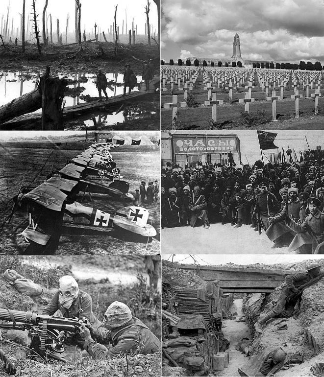 La historia (siempre) se repite.