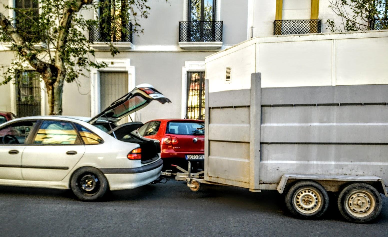 Galopando en BlaBlaCar.