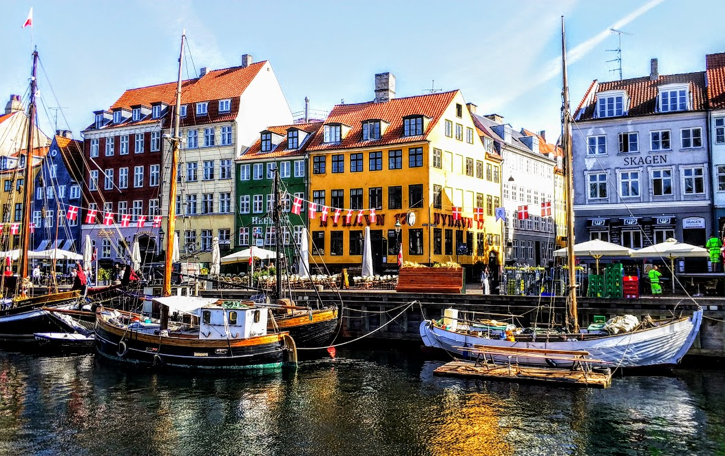 Copenhague, bahía de mercaderes